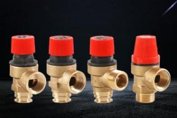 电热水器黄铜安全阀排泄阀 壁挂炉热水